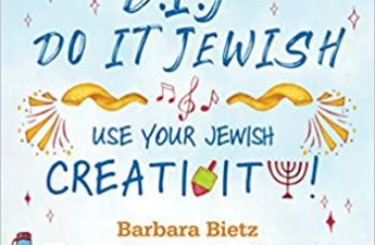 DIJ - DO IT JEWISH - USE YOUR JEWISH CREATIVITY book cover